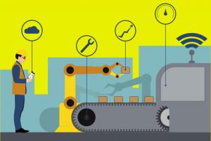 The Industrial Internet of Things Increases Enterprise Efficiency